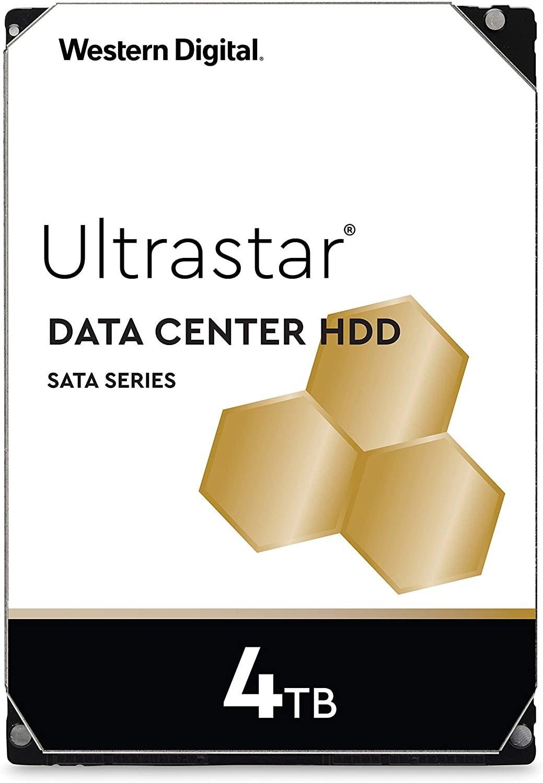 Western Digital 4TB Hgst Ultrastar Dc HC310 HUS726T4TALA6L4 7200RPM Sata 3.5 Internal Hdd 0B35950