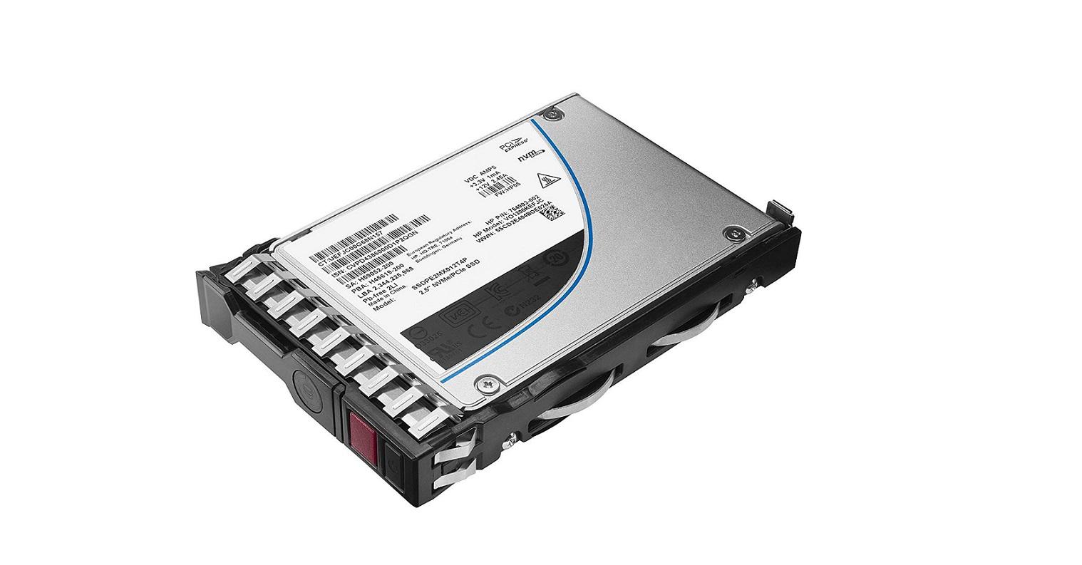 800GB HP 873363-B21 12GB/s SAS SFF 2.5 Hot Swap SSD