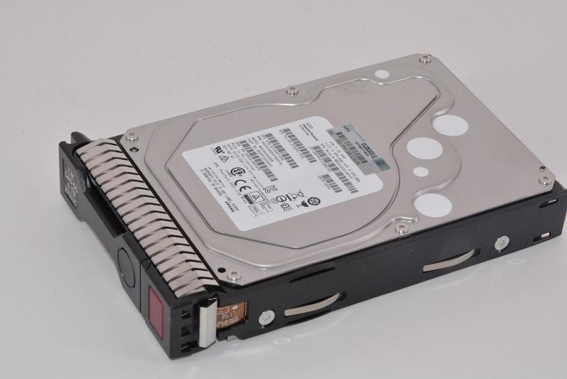 Hp 4TB Sas 7.2K 3.5 Hot-Swap Internal Hard Drive 833928-B21