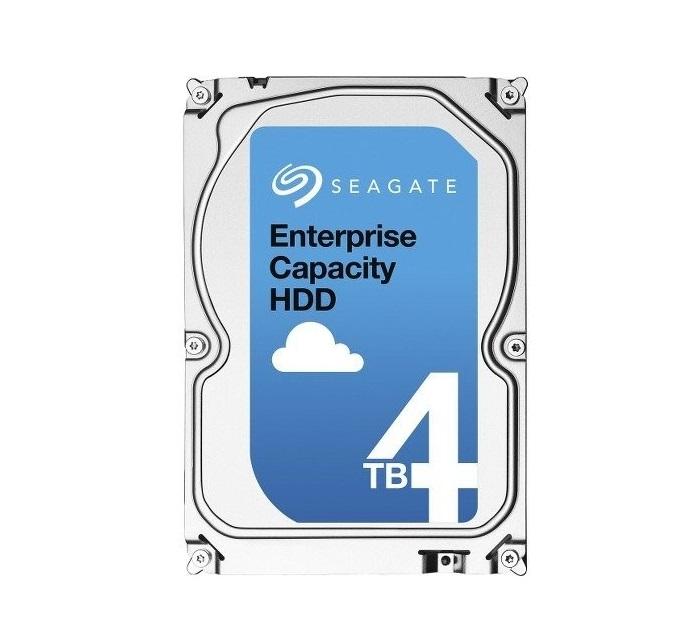 Seagate 4TB Enterprise Exos Sata 7200RPM 128MB 3.5 Hdd ST4000NM0115