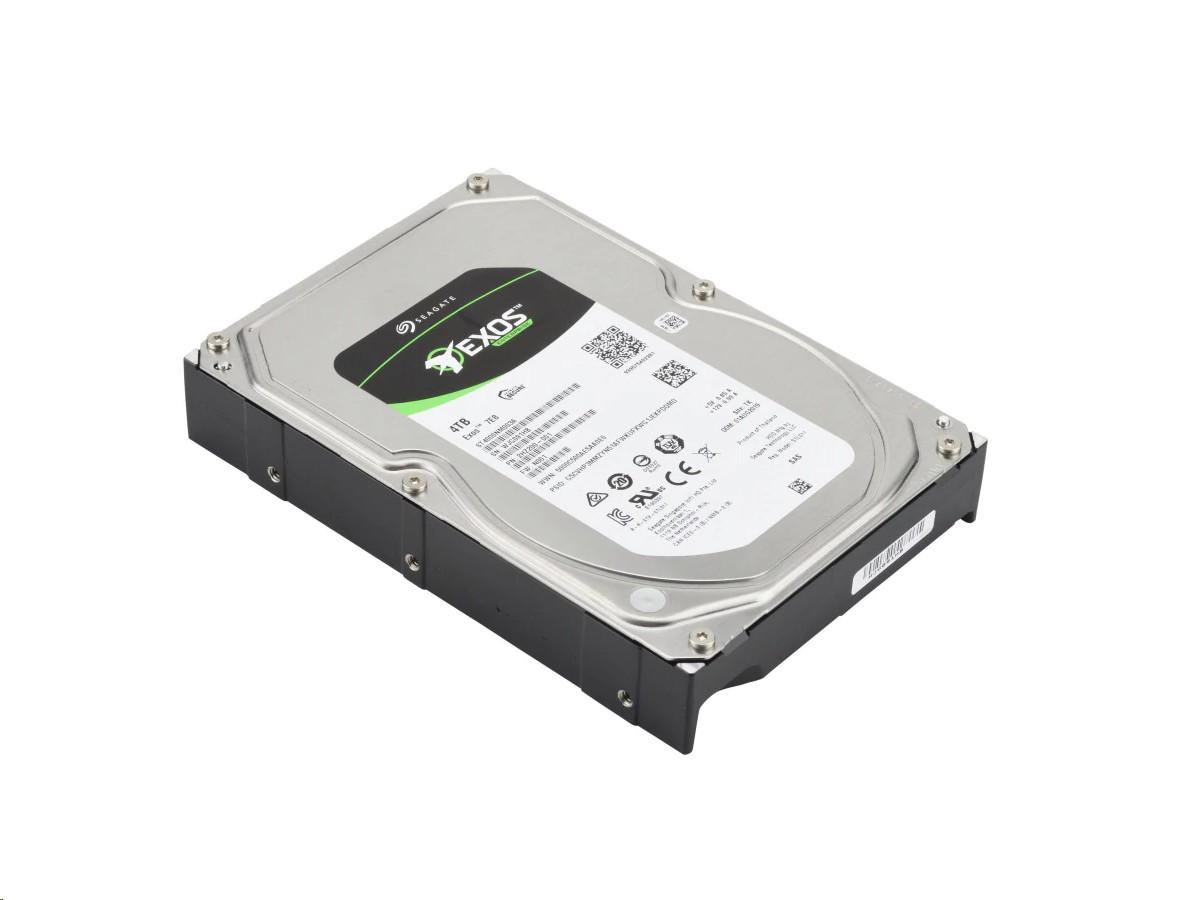 4TB Seagate Exos 7E8 7200RPM SAS 12GB/s Internal 3.5 Hard Drive ST4000NM003A