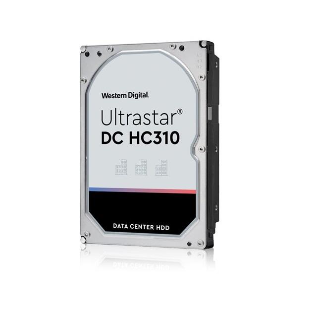 Hitachi 6TB Hgst Western Digital Dc HC310 Ultrastar 7K6 7200RPM Sas 3.5 Internal Hard Drive 0B36047