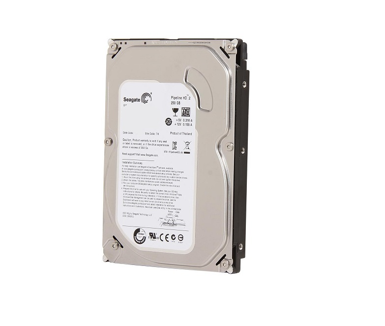 Seagate 250GB Pipeline Hd Sata 7200RPM 3GB/s 3.5 Internal Hard Drive ST3250312CS
