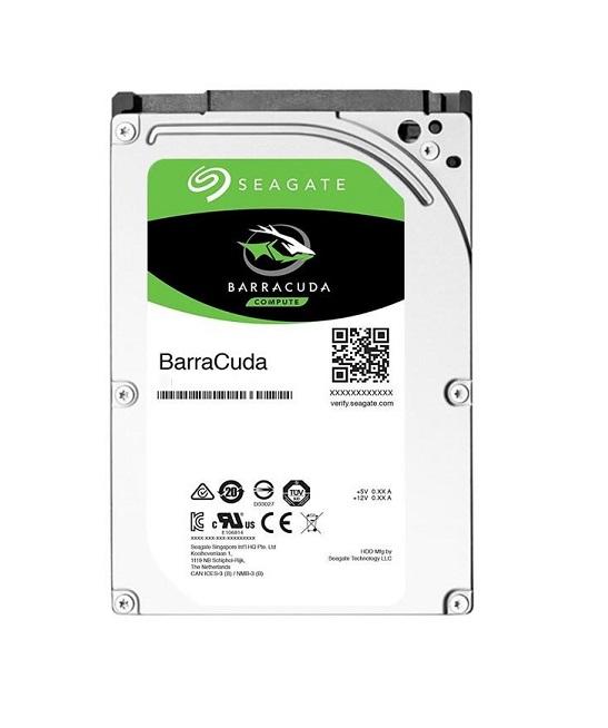 Seagate 500GB Barracuda Sata 5400RPM 6GB/s 2.5 Internal Hard Drive ST500LM032