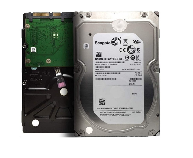 Seagate 1TB Constellation ES.3 Sata 7200RPM 6GB/s 3.5 Internal Bare Hard Drive ST1000NM0053