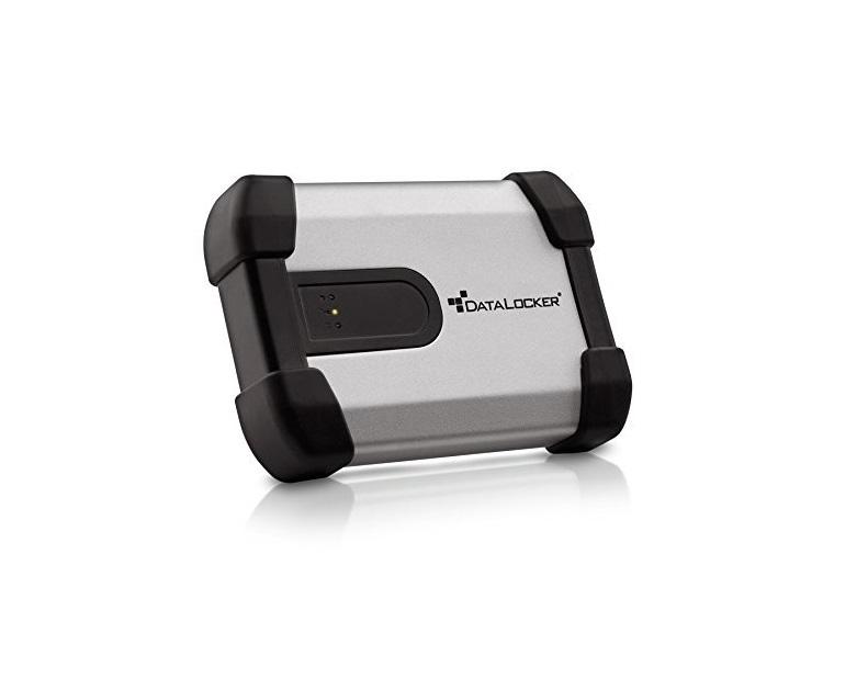 Ironkey 2TB Data Locker H350 Portable Usb 3.0 2.5 External Hard Drive MXKB1B002T5001FIPS-B