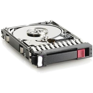 300GB SAS HP Dual Port Hot-Swap 10000RPM 6G 2.5 Internal Hard Drive 507127-S21