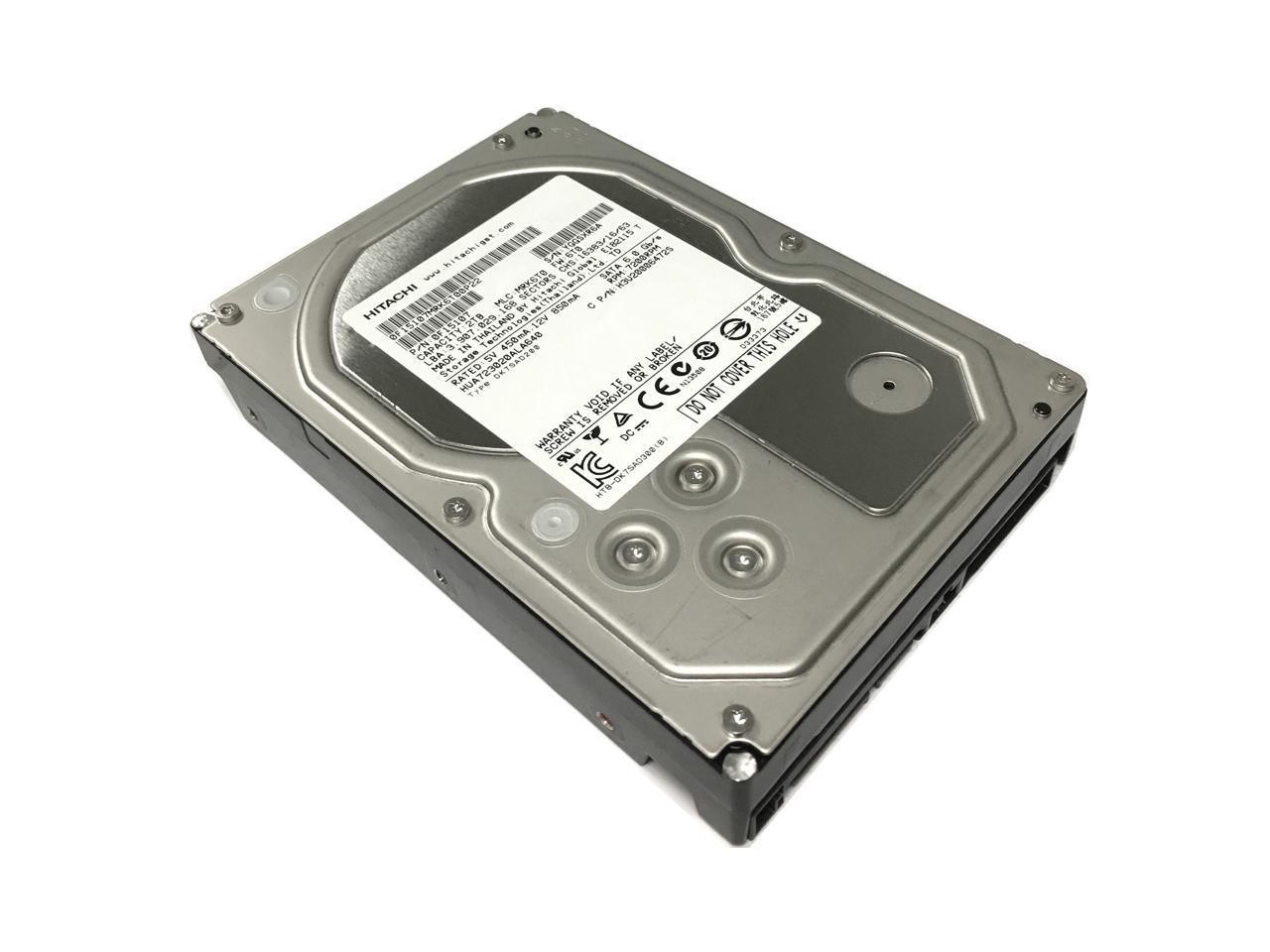 Hitachi Global Storage 2TB Ultrastar A7K3000 Sata 7200RPM 3.5 Internal Hard Drive HUA723020ALA640 0F12455