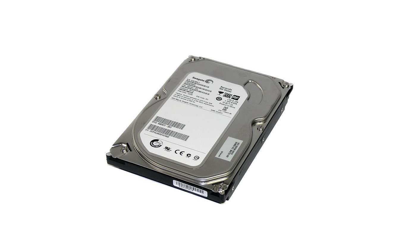 Seagate 500GB ST500DM002 Barracuda 7200RPM Sata 6.0GB/s 3.5 Hdd