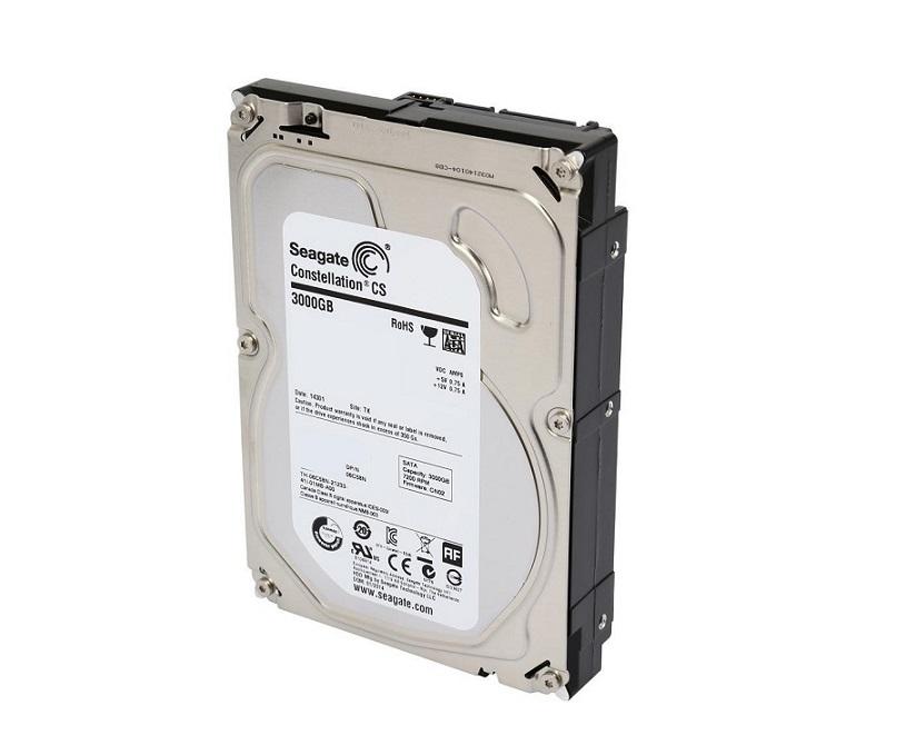 Seagate 3TB Constellation Cs 7200RPM Sata 6GB/s 3.5 Internal Hard Drive ST3000NC002