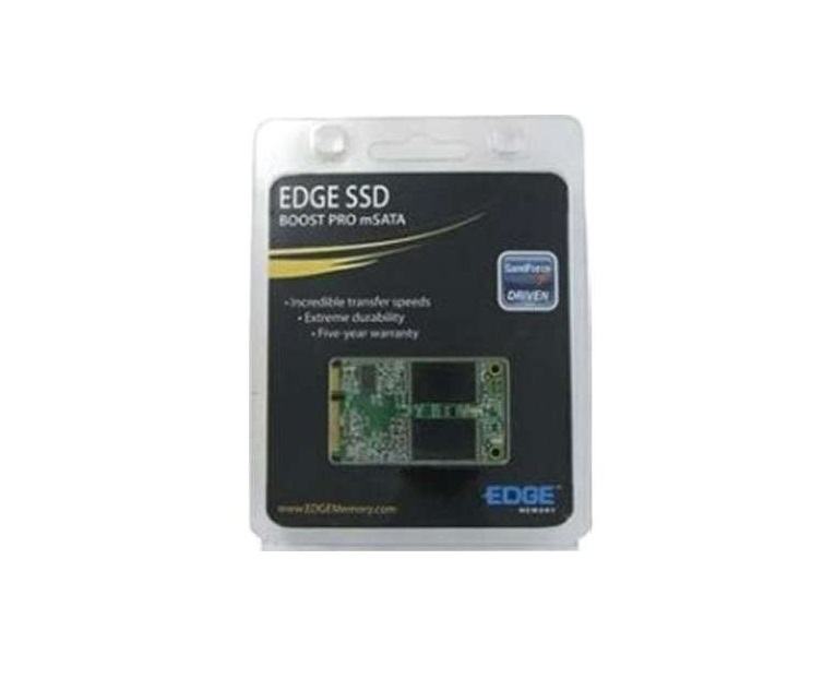 480GB Edge Memory mini-SATA/600 Boost Pro Internal Solid State Drive PE236700 EDGSD-236700-PE