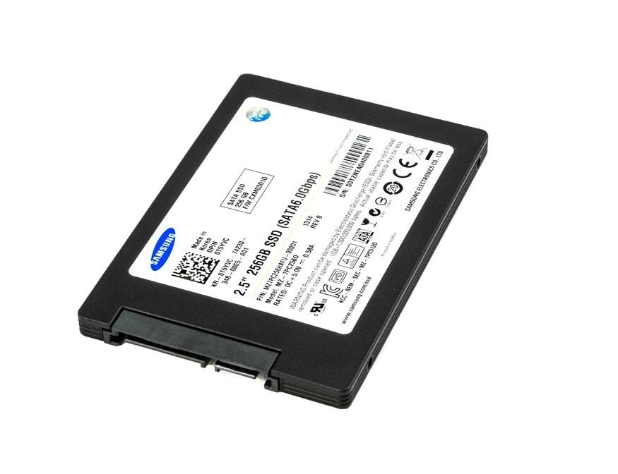 256GB Samsung SATA 6GB/s 2.5 OEM Solid State Drive MZ7PC256HAFU