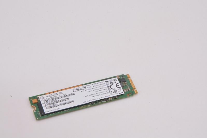 480GB HP 5100 Pro M.2 SATA 6GB/s SSD 875490-B21