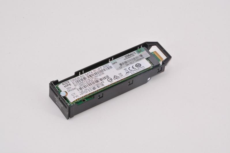 120GB HP SATA 6GB/s M.2 SSD Hard Drive For DL380 Gen10 822594-B21