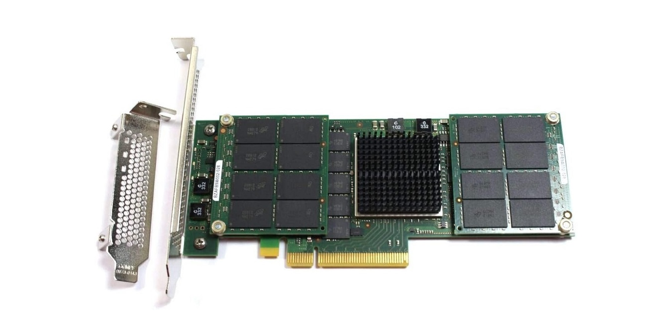 350GB HP HH/HL PCI Express 2.0 x8 Workload Accelerator SSD Solid State Drive 708501-001