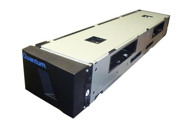 Quantum Superloader 3 Storage Autoloader Cartridge Magazine 8 Lto Tapes ER-LF9MZ-YF EC-LF9MZ-YF