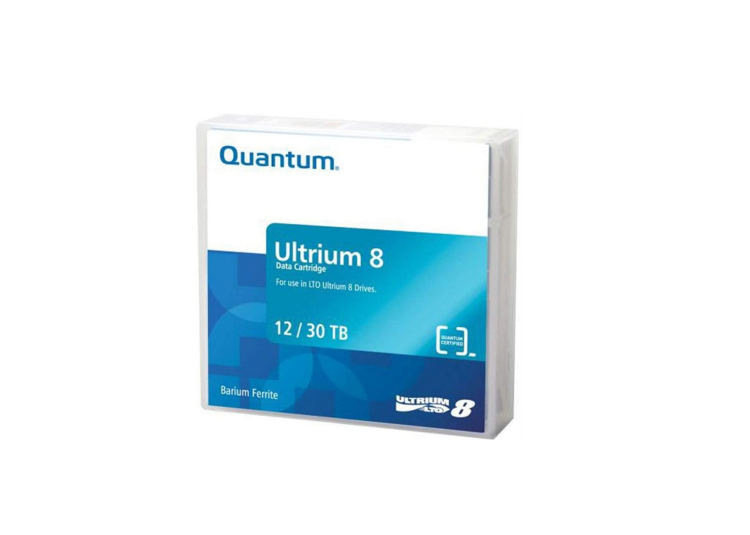 Quantum 12/30TB Lto Ultrium 8 Data Cartridge MR-L8MQN-01