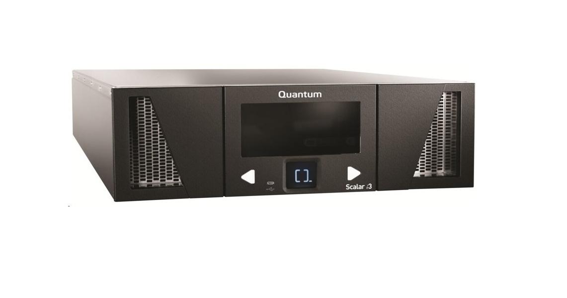 Quantum Scalar i3 Tape Library 25x Slots 3U Control Module LSC33-BSC0-001A