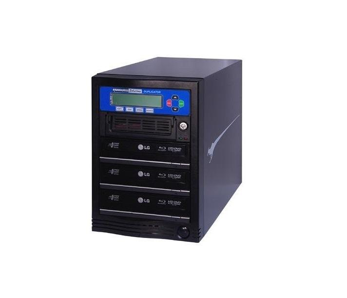Kanguru Solutions Blu-Ray Duplicator 3 Target 500GB Hdd Usb BR-DUPE-S3