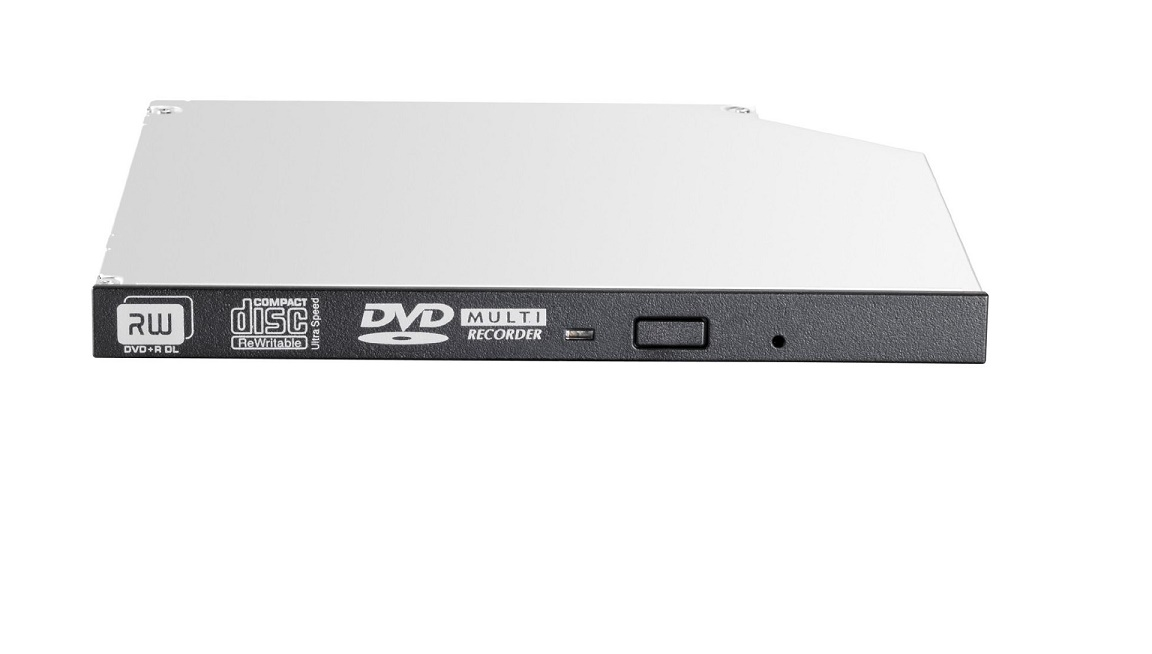 HP SATA DVDRW DL 9.5mm Internal Optical Drive Black 726537-B21