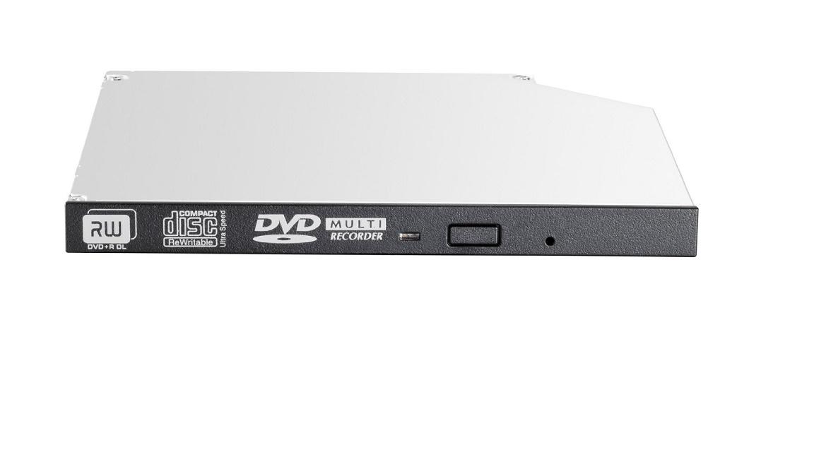 HP SATA DVDRW DL 9.5mm Internal Optical Drive Black 726537-B21
