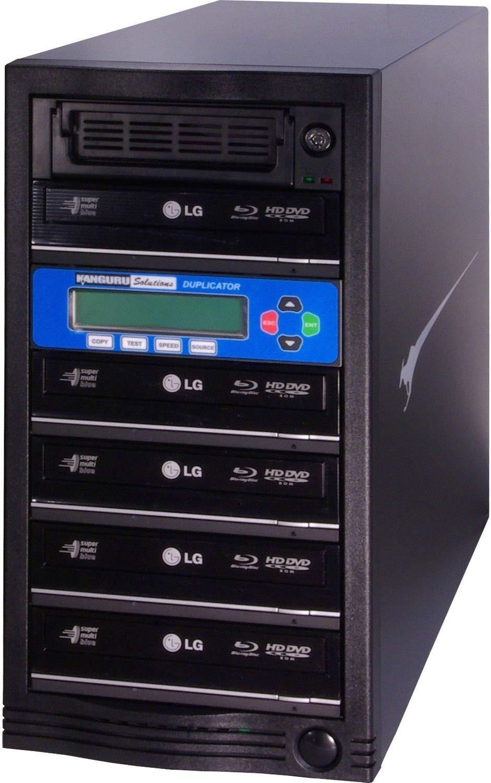 Kanguru BR-DUPE-S5 5 Target Blu-ray DVD Duplicator