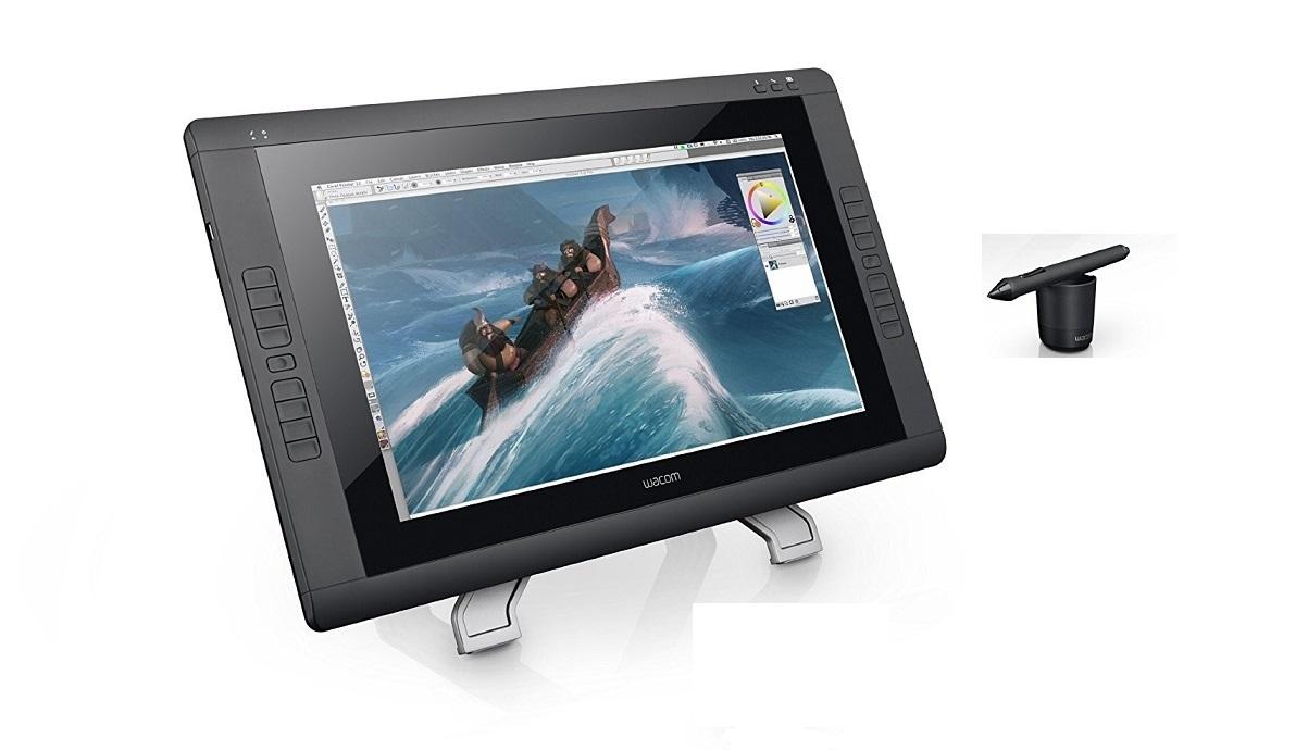 21.5 Wacom DTK-2200 Full HD 1080p DVI USB Creative Pen Display DTK2200