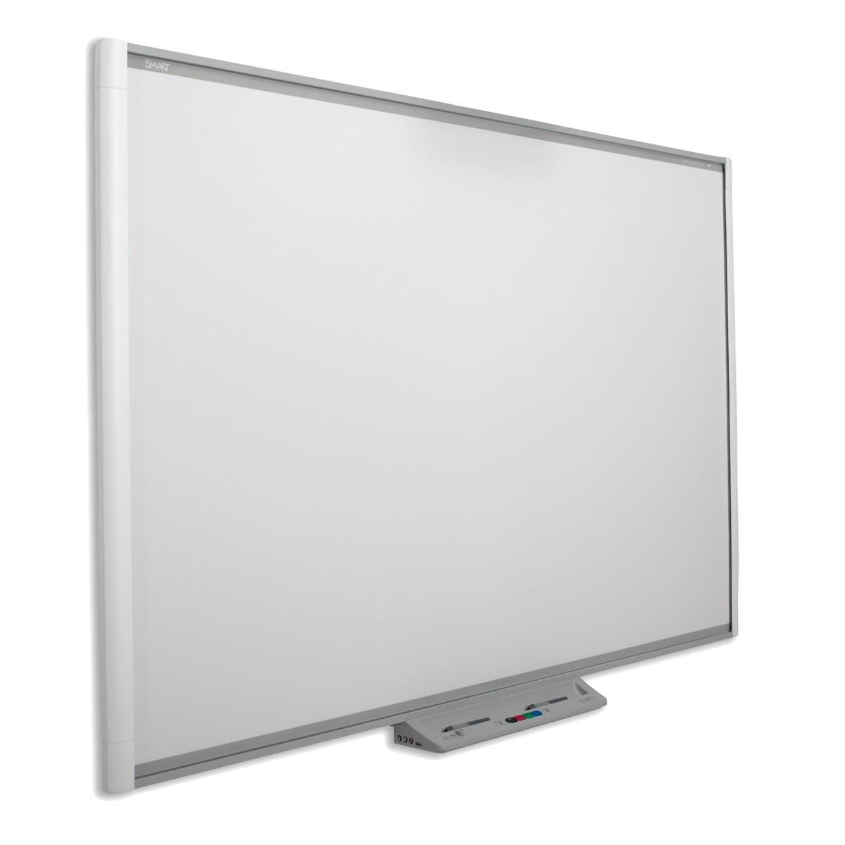 Smartek Smart Board M680 77 Diagonally 61.6x46.3 Interactive Whiteboard SBM680