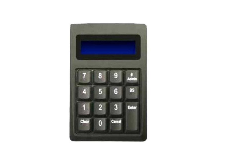 ID Tech M Series Securekey Pos USB KeyPad IDKE-504800B-M2