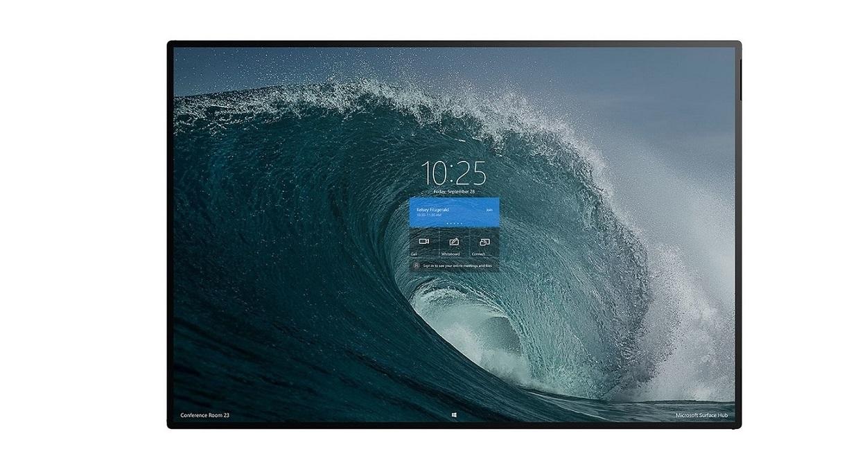 Microsoft Surface Hub 2s Whiteboard Intel Core i5 (8th Gen) 8GB 128GB SSD 50 4K Touch Windows 10 NSG-00001