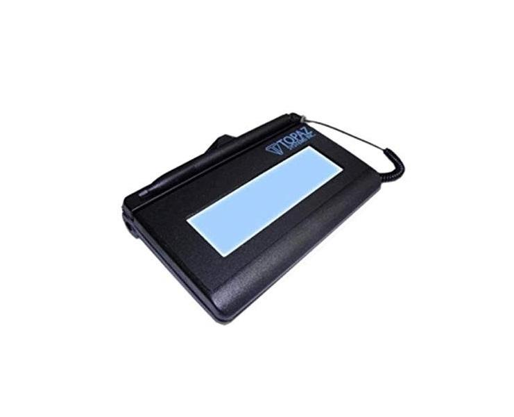 Topaz Systems Signaturegem T-L462 Lcd 1x5 Usb Signature Pad T-LBK462-HSX-R