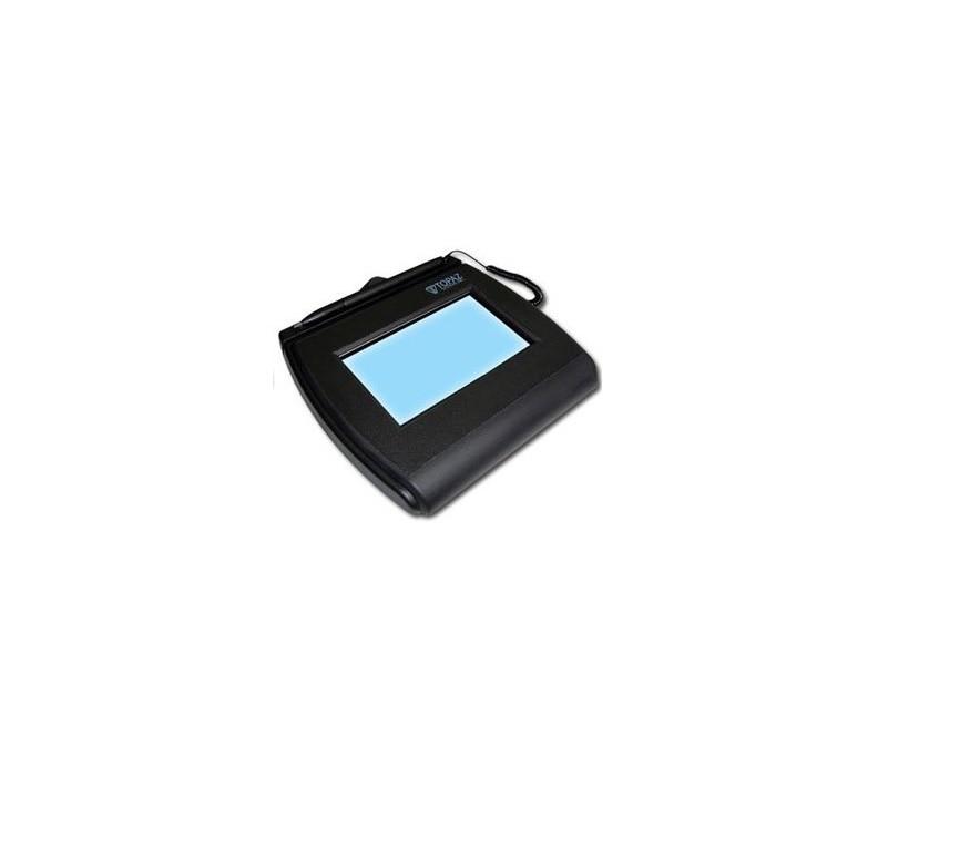 Topaz Systems Siglite 4x3 Lcd Electronic Signature Pad T-LBK750SE-BTB1-R