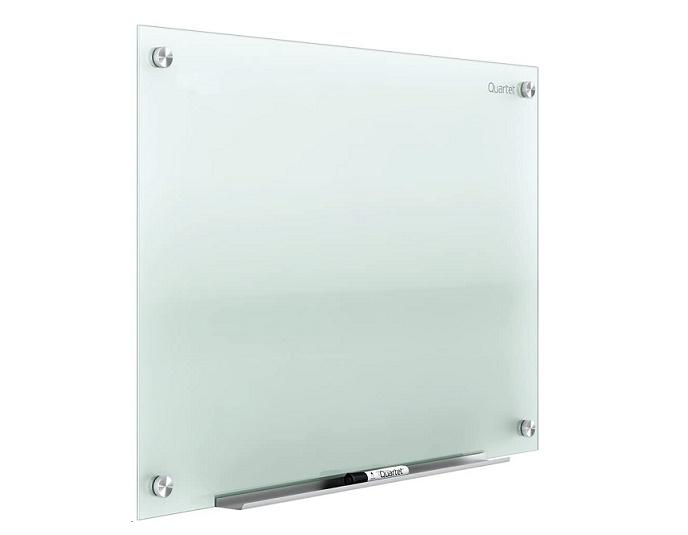 Quartet 3'x2' Infinity Glass Dry-Erase Whiteboard G3624F