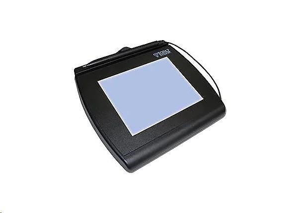 Topaz Systems Signature Capture Tablet 4x5 Lcd Usb Serial T-LBK766SE-BHSX-R