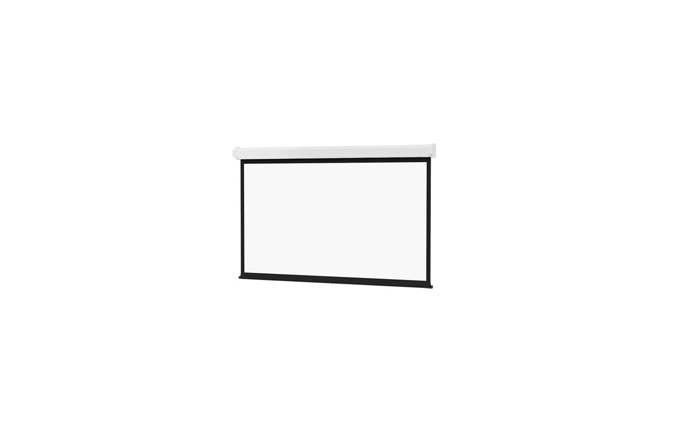 120 Da-Lite 40239 69x92 Model C Manual Projection Screen 40239