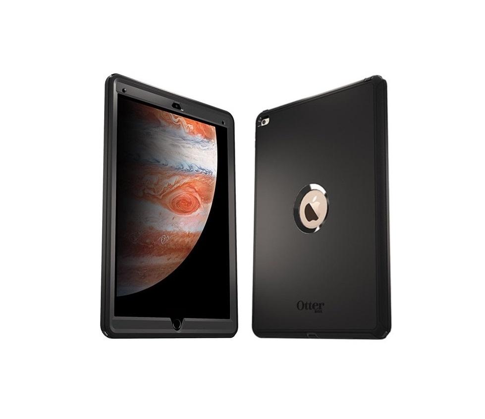 OtterBox Defender Series Pro Protective Case For 12.9in Apple Ipad Pro Black Bulk 77-52874