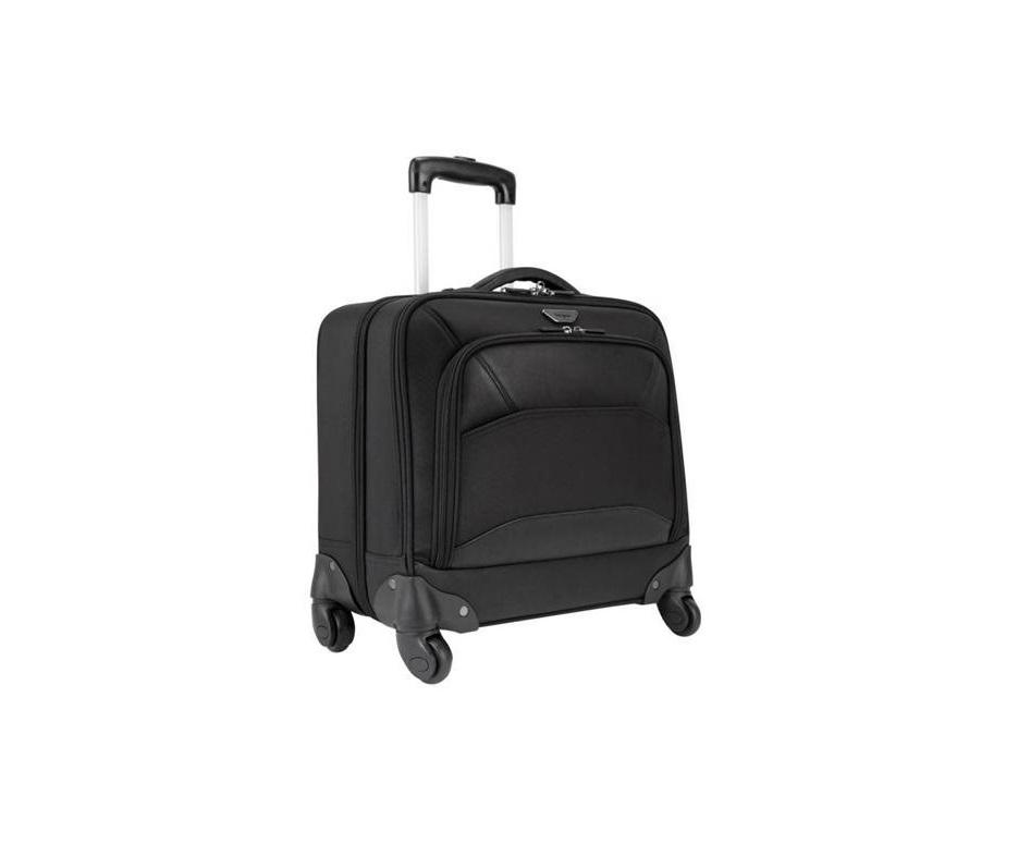 Targus PBR022 15.6 Mobile VIP 4-Wheeled Business Overnight Roller