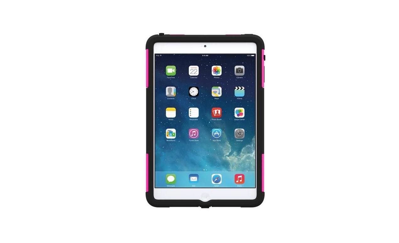Trident Aegis Series Cover For Ipad Mini 2 3 Pink AG-APL-IPADMINI2US-PNK
