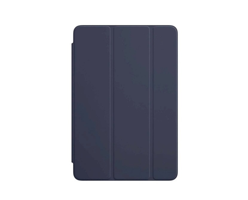 Apple Ipad Mini 4 Smart Protective Cover Midnight Blue MKLX2ZM/A