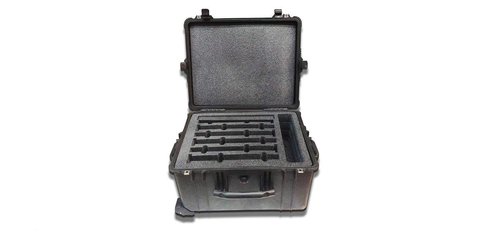 Pelican 1620-F0107-0615 Custom 1620 Protector Case With Foam