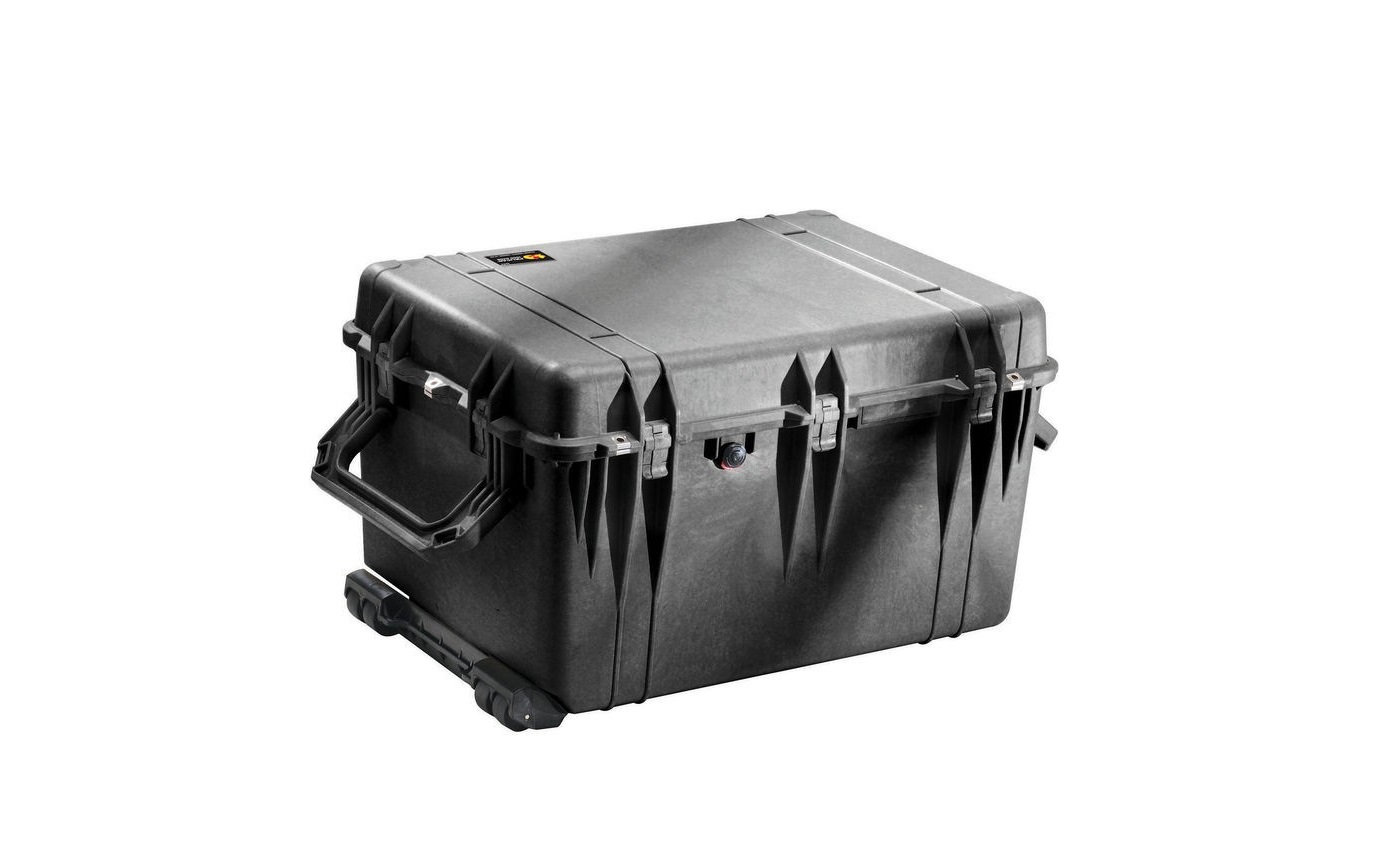 Pelican 1660-021-110 1660NF Case Without Foam Black
