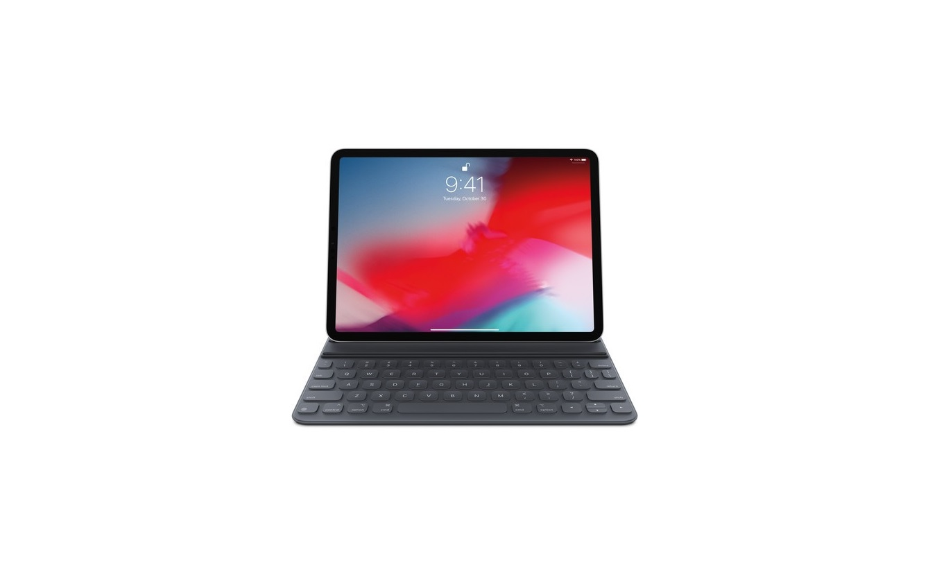Apple MU8G2LL/A Smart Keyboard Folio For 11 Ipad Pro MU8G2LL/A