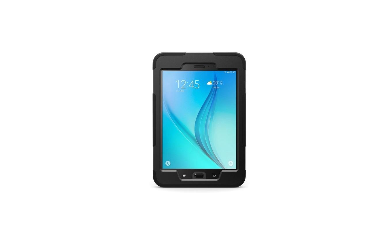 Griffin GB41829 Survivor Slim Case For 2015 Galaxy Tab A 8.0 Black