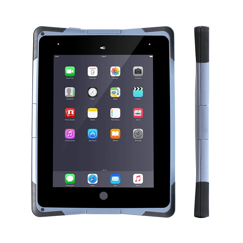 Futurenova Flippad SlimLine + Secure Protective Case For 9.7in Ipad