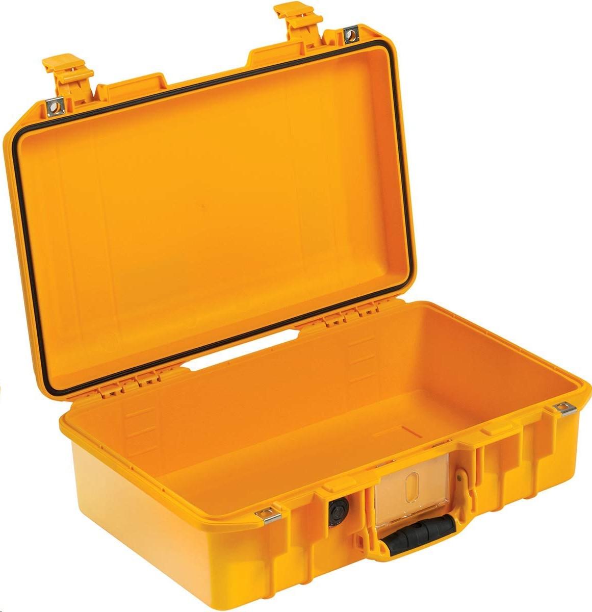 Pelican Air 1485 Case No Foam (Yellow) 014850-0010-240