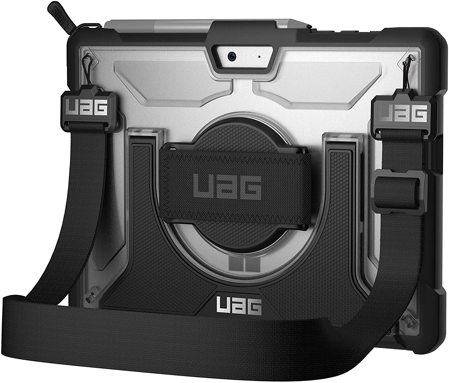 Urban Armor Gear Uag Rugged Case For Microsoft Surface Go With Hand Strap 321073114343
