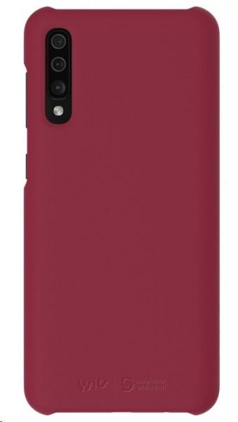 Samsung Premium Hard Case Galaxy A50 Wine GP-FPA505WSBXW
