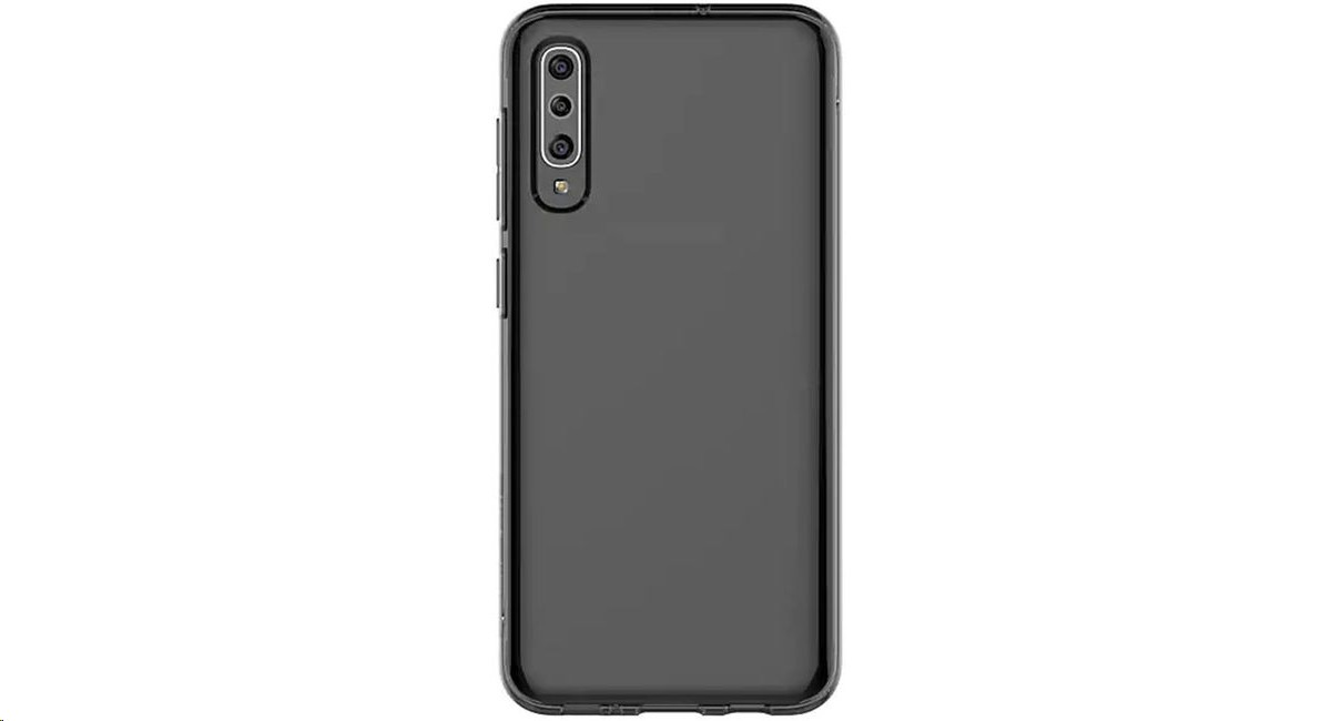 Samsung Galaxy A50 Cover Black GP-FPA505KDABW