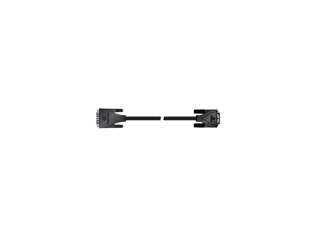 Polycom Mini-HDCI To Hdci Video Cable 2457-64356-101 10M For Eagle Eye IV Camera
