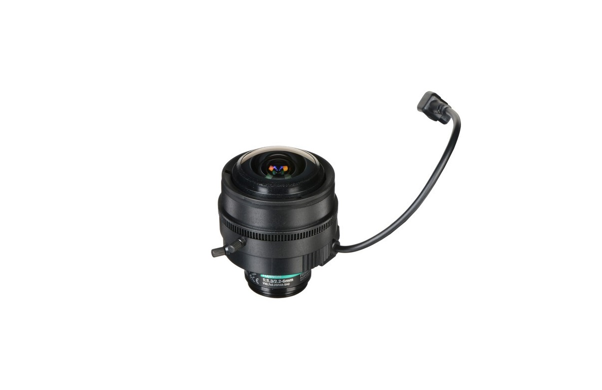 Marshall Electronics CS-Mount 2.2-6mm Varifocal Lens VS-M226-A